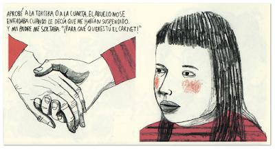 Ana Penyas - Estamos todas bien, edita Salamandra comic abuelas nietas