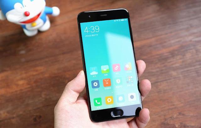 xiaomi mi6 mobile phone 2