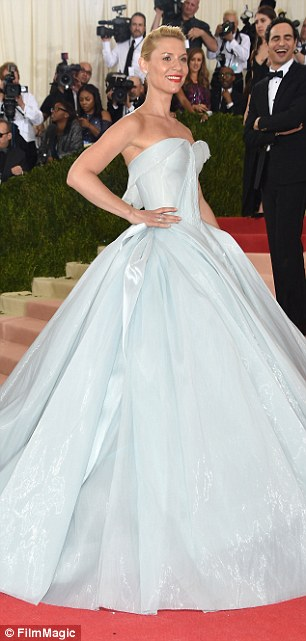 Check out the most beautiful dress at the 2016 Met Gala (Here)