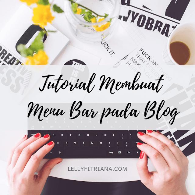 tutorial menu bar