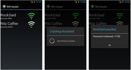 How To Hack Wifi Password  The Best Wifi Hacker Apps -3060
