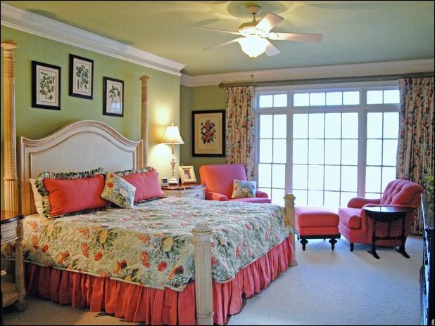 Cottage Bedroom Design Ideas | Room Design Inspirations