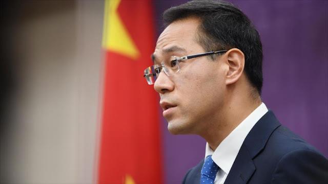 China: EEUU 'abre fuego' contra economía mundial con sus tarifas