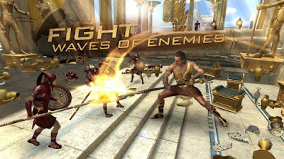 Free Download Gods of Egypt: Secrets of the Lost Kingdom Apk v1.0 (Mod Skill + More)