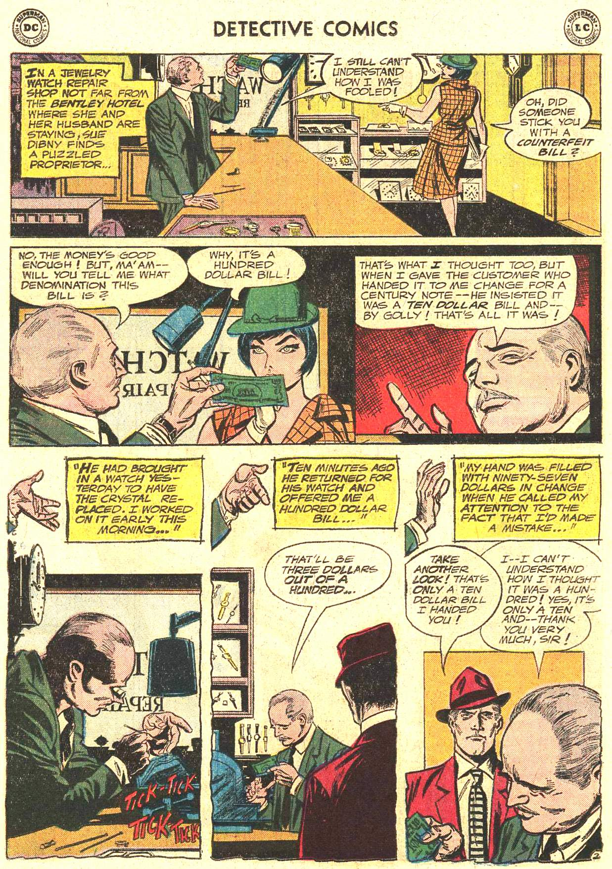 Detective Comics (1937) 333 Page 22