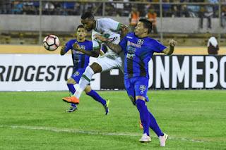 Nacional vs Lanús en Copa Libertadores 2017