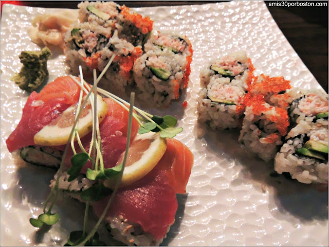 Ryoko's Japanese Restaurant & Bar: 49Ers $13.50 & Nigiri Sushi Dinner