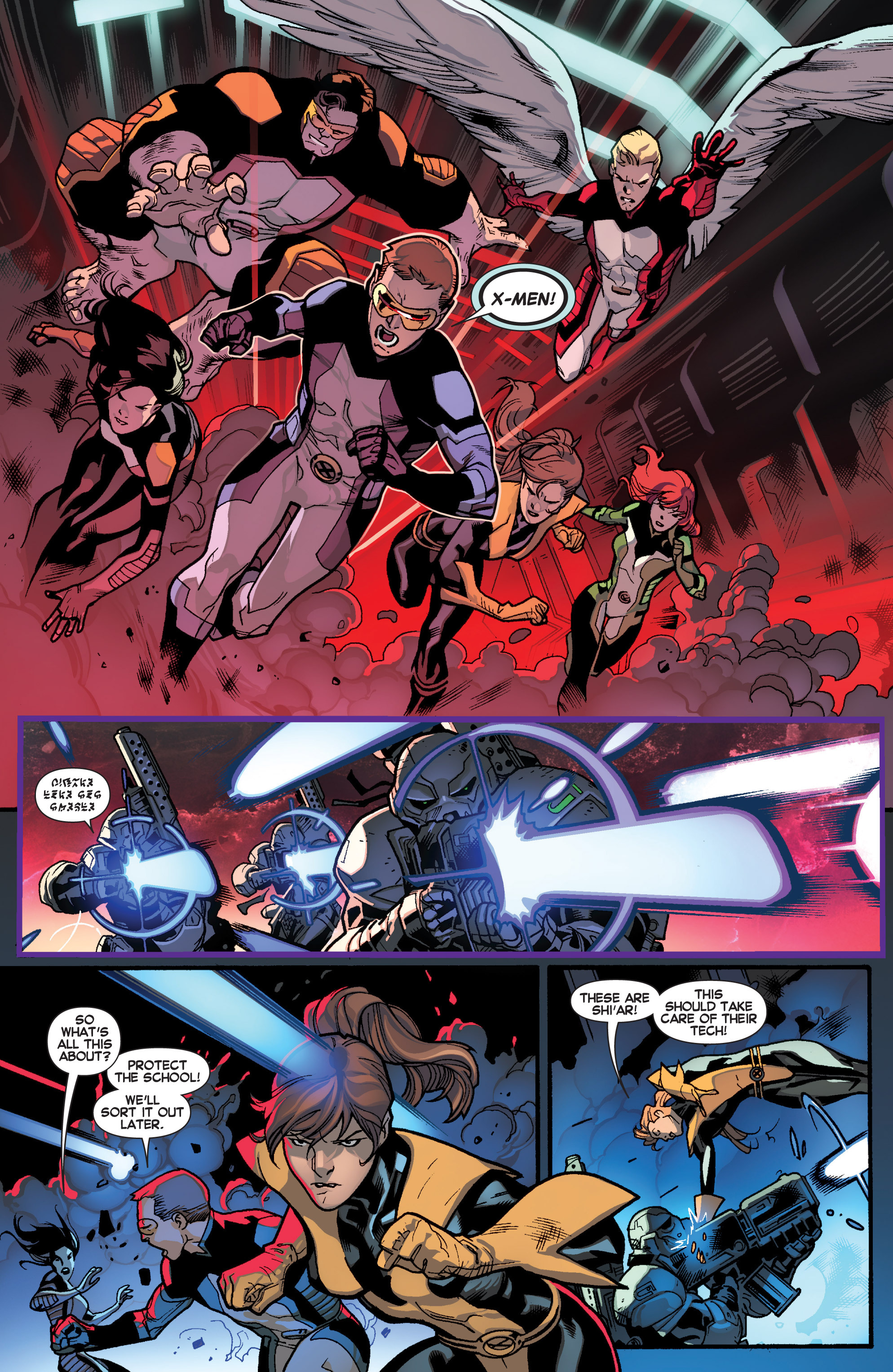 Read online All-New X-Men (2013) comic -  Issue #22 - 12