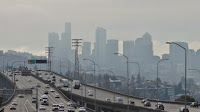 Traffic in Seattle. (Credit: SounderBruce/Flickr) Click to Enlarge.