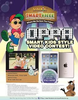 smartkids - CONTEST - Win an iPad Mini!