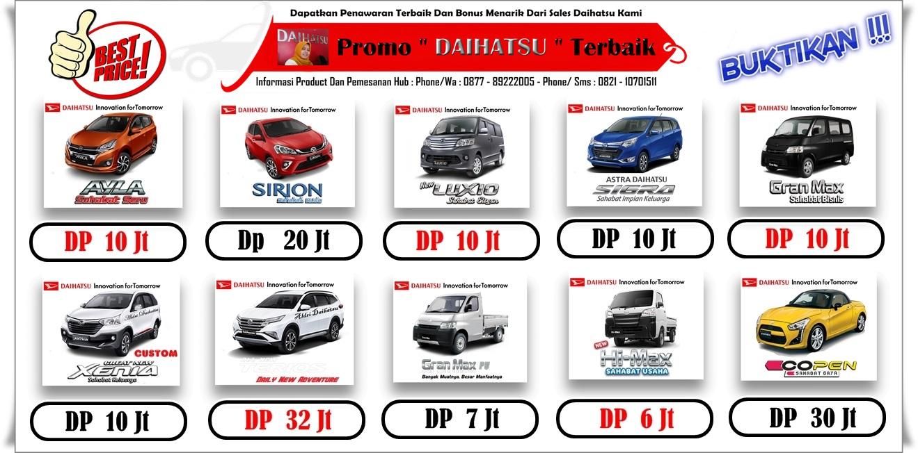 Sales Daihatsu Jakarta Informasi Promo Daihatsu Termurah Dan Terbaik Dan Daftar Harga Mobil Daihatsu Harga Daihatsu Terbaik Sawah Besar Jakarta Informasi Harga Paket Kredit Dan Promo 087789222005