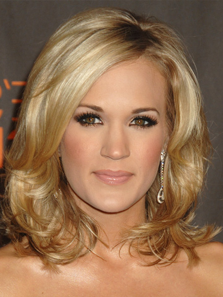 Go Magazines Carrie Underwood Hairstyles