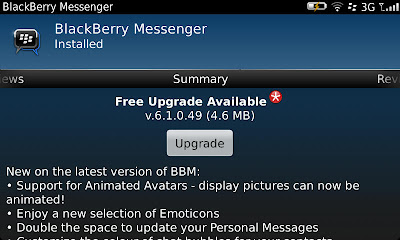 blackberry messenger 6.1.0.49