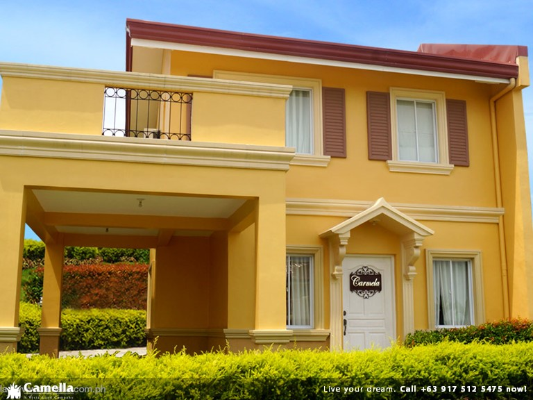 Carmela - Camella Carson | House and Lot for Sale Daang Hari Bacoor Cavite