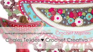 Adinda Zoutman y su maravilloso mundo crochet / Crochet Master