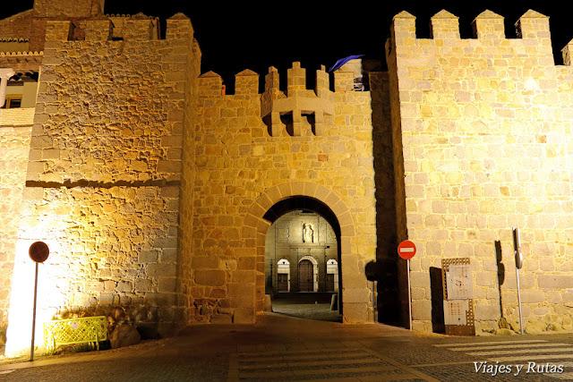 Puerta de la Santa, Ávila