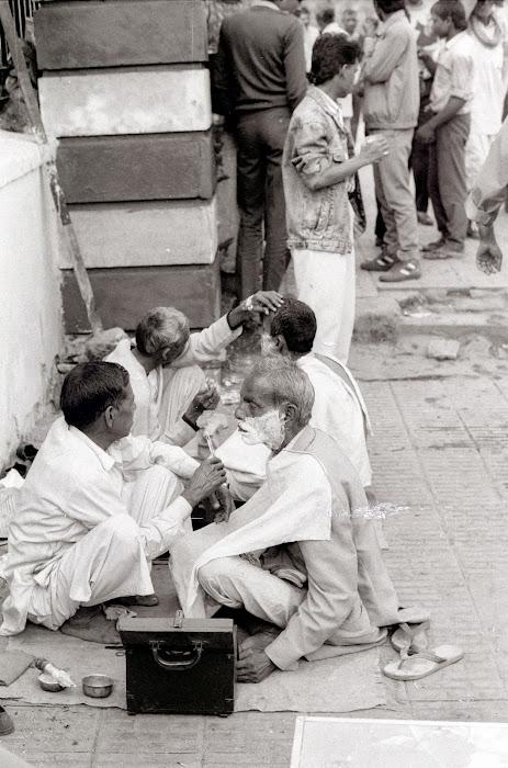 New Delhi, Kinari Bazar, © L Gigout, 1991