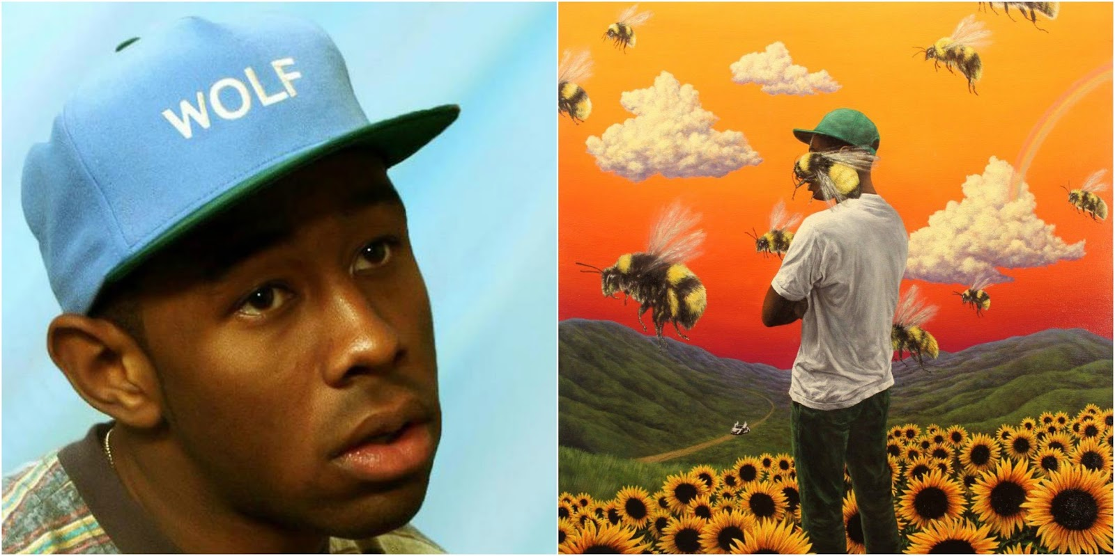 Tyler, the creator reveals his favorite songs