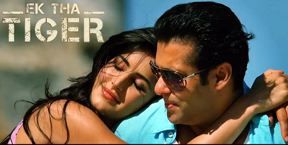 Salman Khan And Katrina Kaif In Ek Tha Tiger: Hollywood, Bollywood News, Wallpapers & Gossips: Ek Tha
