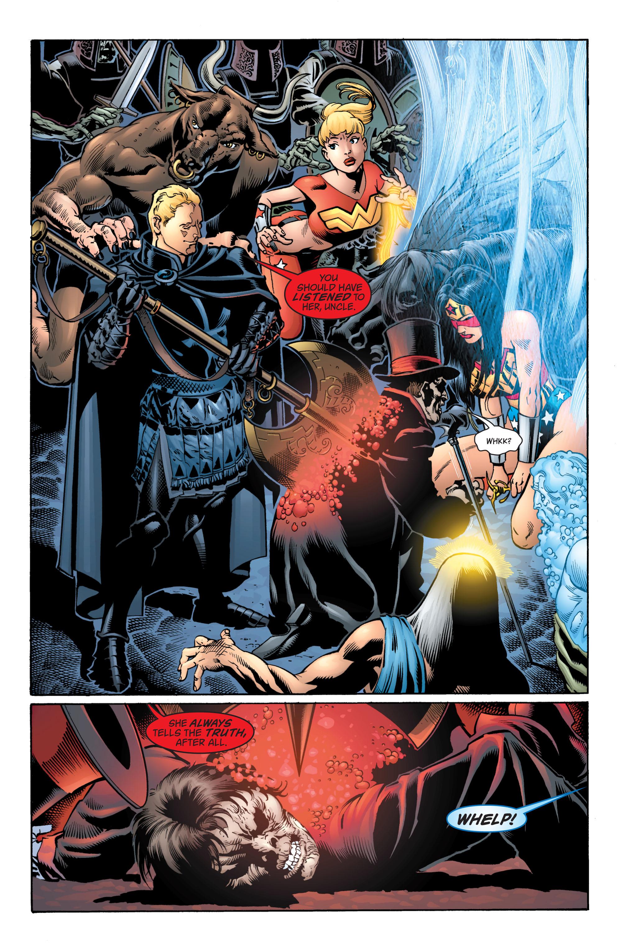 Read online Wonder Woman (1987) comic -  Issue #217 - 12
