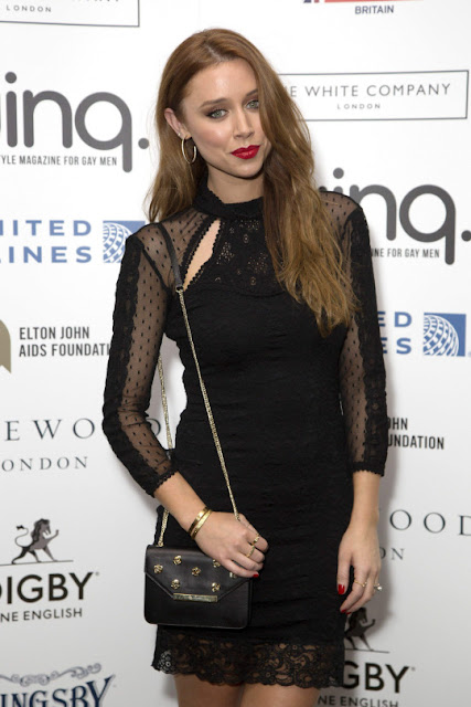 Una Healy -  Winq Men of the Year Lunch