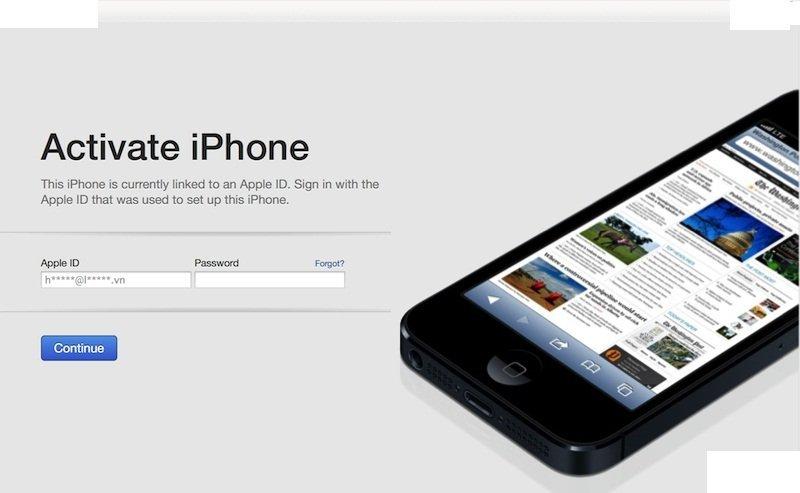 Iphone đổi bảo hành chưa active là gì