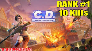 Creative Destruction for PC, Android and MAC