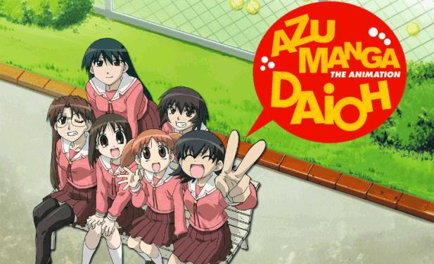 Anime Slice of Life Comedy Terbaik - Azumanga Daioh