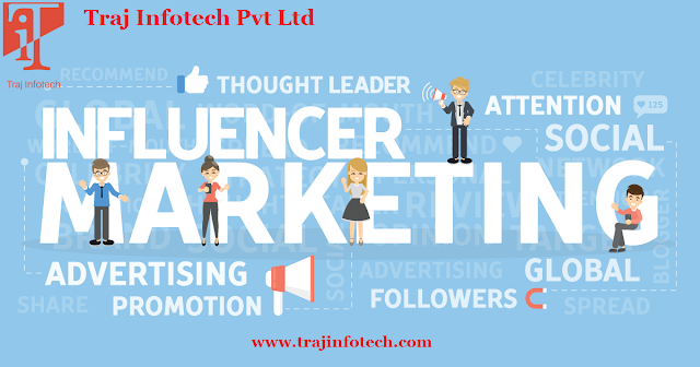 Influencer Marketing - Traj Infotech