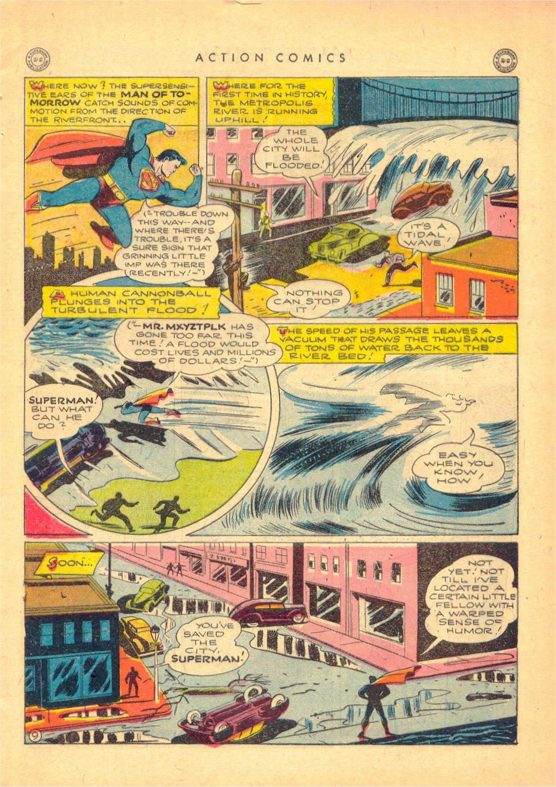 Read online Action Comics (1938) comic -  Issue #80 - 10