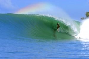excellent surfboard