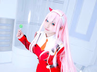 Zero Two 002 Beautifull Cosplay Collection