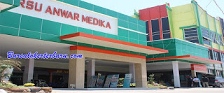 Lowongan Kerja Tenaga Kesehatan di RSU Anwar Medika - Perawat