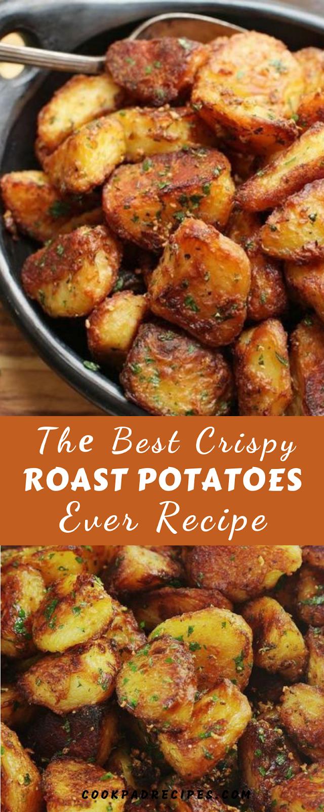 Thе Best Crіѕру Rоаѕt Potatoes Ever Recipe