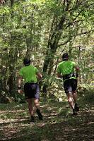 Xtrail Correze Dordogne 2018 parcours forêt