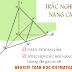 Những câu hỏi trắc nghiệm nâng cao rèn luyện kỹ năng giải toán của Huỳnh Anh Kiệt