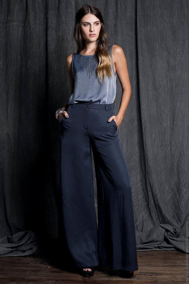 Pantalones invierno 2016 ropa de moda. Moda invierno 2016 Sans Doute mujer.