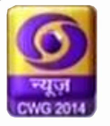 Exclusive News Channel for CWG 2014 in dd direct dth