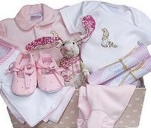 Tallas de ropa de bebé
