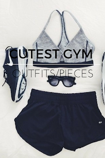 cute gym outfits pieces inspiration workout