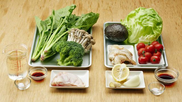 Salad Okazu