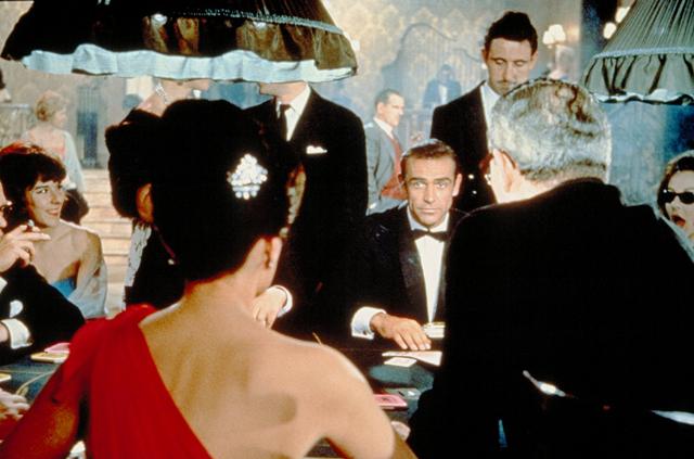Hình ảnh phim 007: Tiến Sĩ No