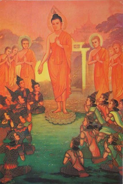 Đạo Phật Nguyên Thủy - Chuyện Kể Đạo Phật - Chấp Thủ
