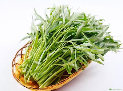 Không ăn rau muống là cách sử dụng cây xạ đen hiệu quả