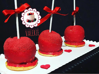 Silikomart Professional Pomme d'amour Maspatule.com Silikomart