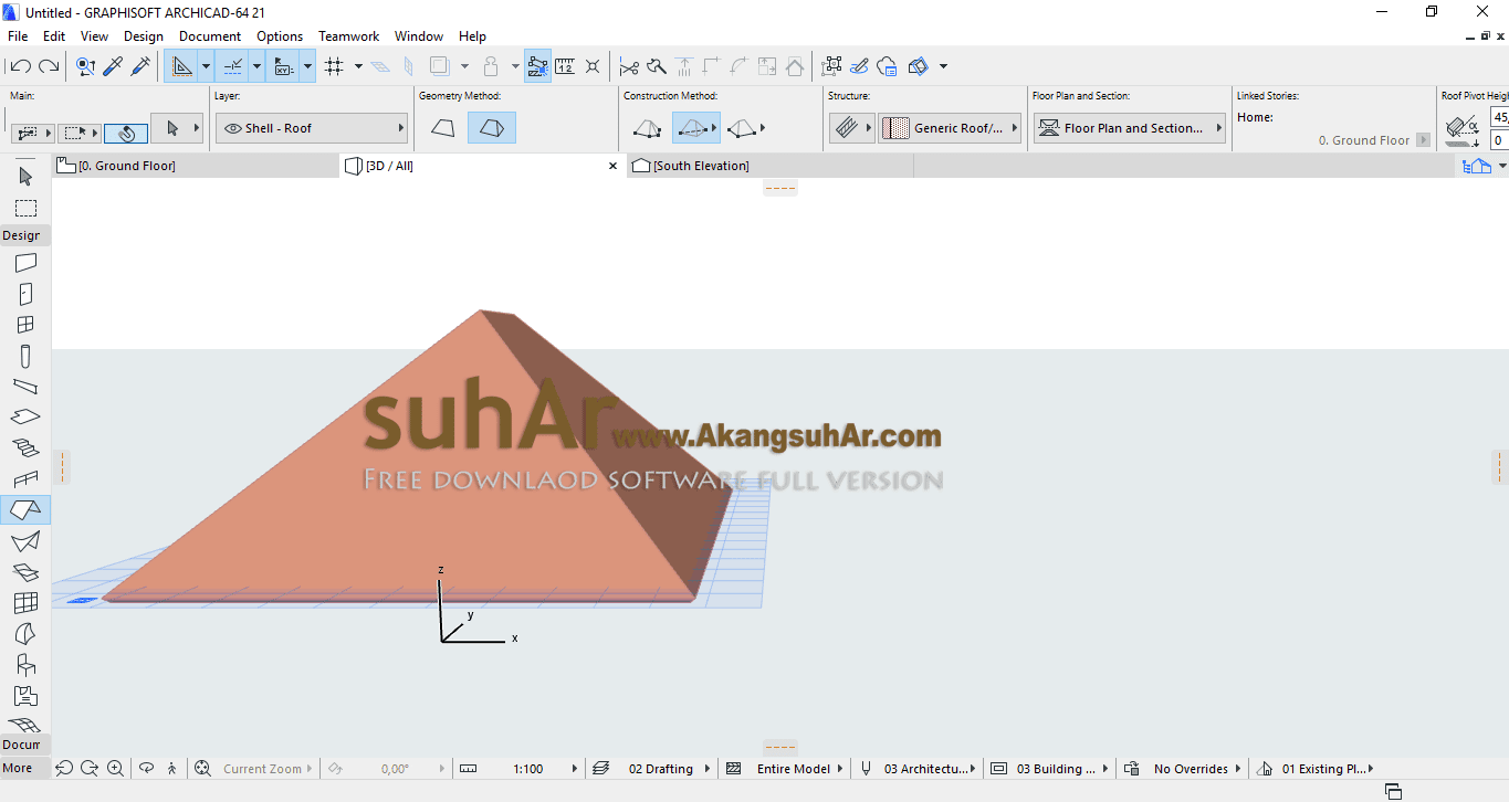 Free Download GraphiSoft ARCHICAD Full Crack