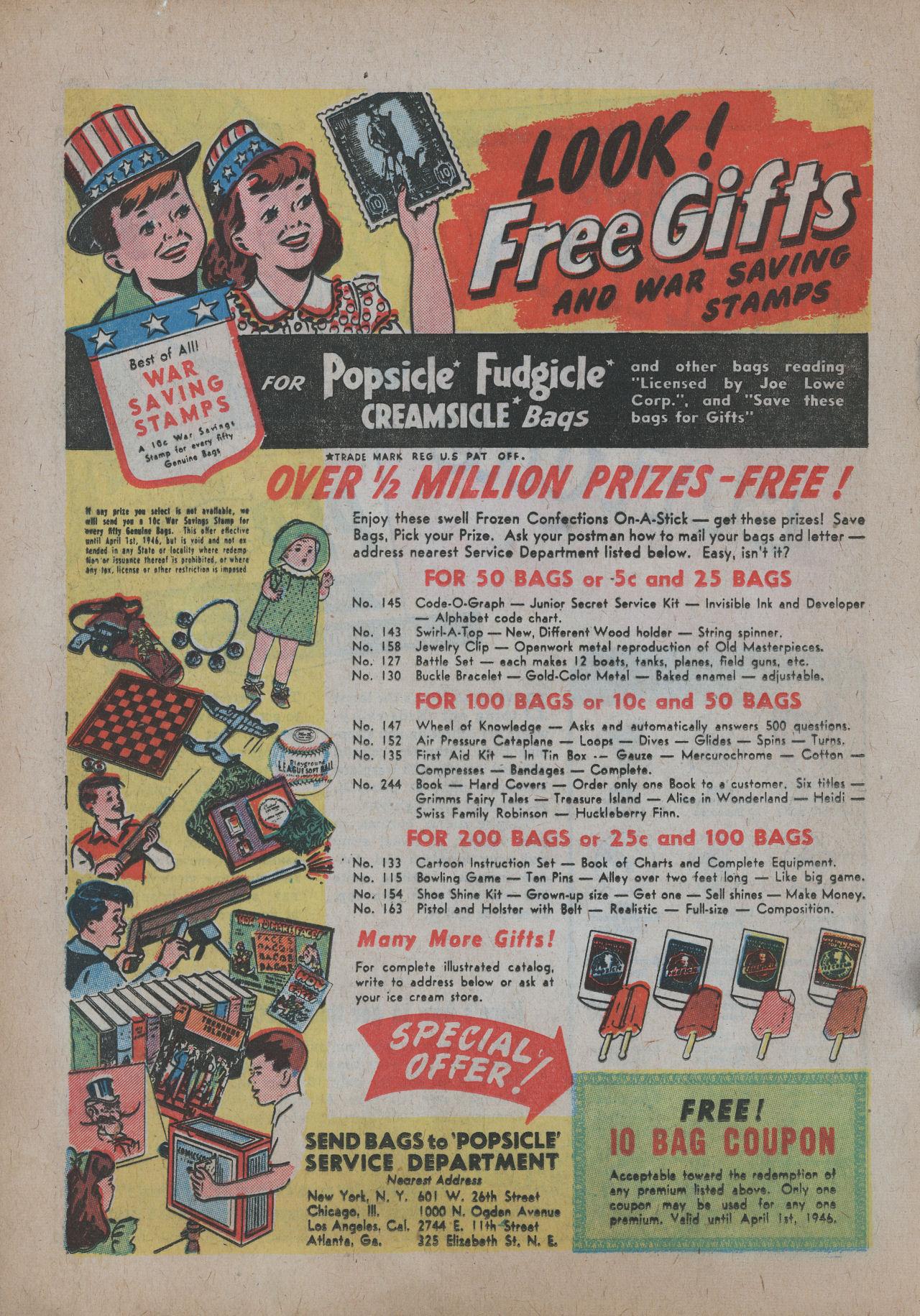 Read online Detective Comics (1937) comic -  Issue #101 - 24