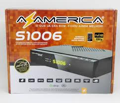 ATUALIZAÇÃO AZAMERICA S1006 - v1.09.18373- 10/08/2017