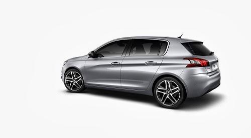 Yeni Peugeot 308 inceleme Resimleri