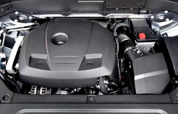 2017 Volvo XC90 Engine